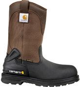 "Carhartt Men's CMP1259 11"" Safety Toe Mud Wellington"