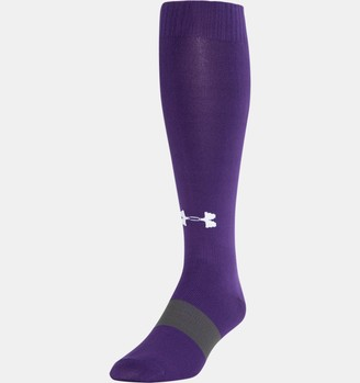 Under Armour Unisex UA Soccer Solid Over-The-Calf Socks
