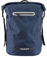 Timberland Men's Baxter Lake Waterproof Roll Top Backpack - Black