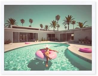 Pool' Pool Side Wall Art, Medium