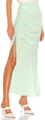 L'Academie The Marion Midi Skirt
