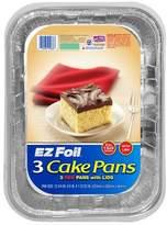 Hefty EZ® Foil Cake Pans - 3ct