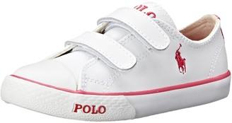 Polo Ralph Lauren Kids Carson II EZ Fashion Sneaker (Toddler)