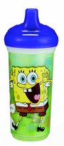 Munchkin Spongebob Squarepants Insulated Spill-Proof Cup, 9 Ounce, Colors May Vary