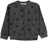 Bobo Choses Loose Zip-Up Sweatshirt