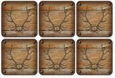 Pimpernel Lodge Square Coasters (Set of 6)