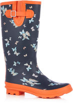 Oasis Butterfly Wellington Boots