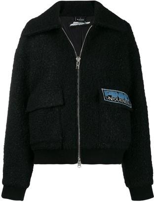 Pinko Uniqueness bomber jacket