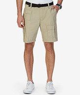 Nautica Navigator Modern-Fit Twill Cargo Shorts