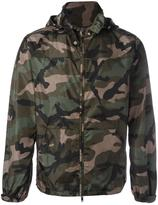 Valentino camouflage jacket - men - Polyamide/Polyester - 46