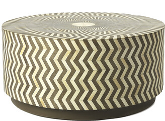 Butler Lucy Bone Inlay Coffee Table