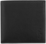 Ralph Lauren Leather Wallet Black