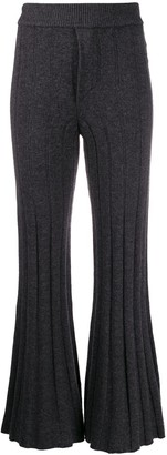 Each X Other Ribbed Knit Trousers