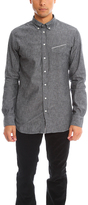 Officine Generale Chambray Button Down