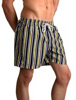 Bottoms Out Men's Swim Board Shorts Trunks