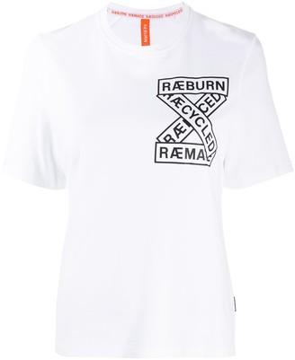 Raeburn Ethos graphic T-shirt