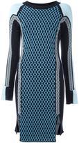 Versace runway knit sport dress - women - Polyester/Viscose/Wool - 42