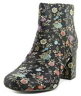 Diba Brodie Women Round Toe Canvas Black Ankle Boot.