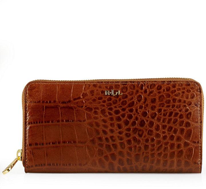 Lauren Ralph Lauren Lanesborough Zip Wallet