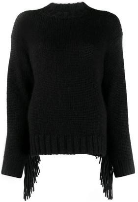 Alanui Leopard Sweater