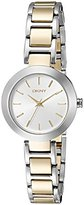 DKNY Women's 'STANHOPE' Quartz Stainless Steel Casual Watch (Model: NY2401)