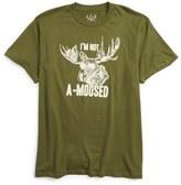 JEM I'm Not A-Moosed Cotton T-Shirt (Big Boys)
