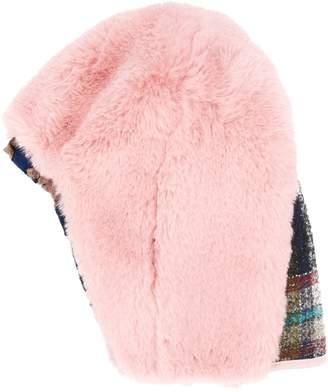 Quetsche faux fur hat