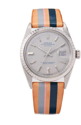 Rolex La Californienne Oyster Perpetual Stainless Steel Watch