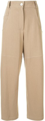 Low Classic Tailored Trousers