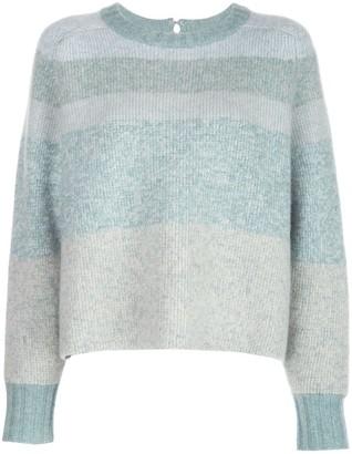 Leith Le Kasha cashmere knit jumper