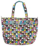 Ju-Ju-Be Infant Girl's For Hello Kitty 'Super Be' Diaper Bag - Grey