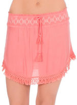 California Moonrise Fringe Skirt