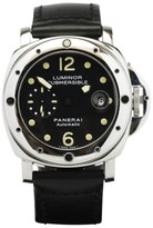 Panerai Luminor Submersible PAM 24 Stainless Steel Automatic Dive 44mm Mens Watch
