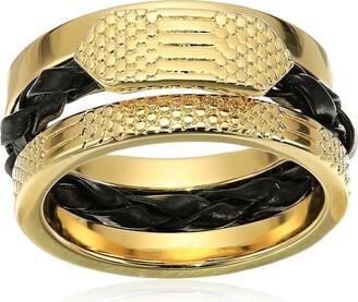 Noir Hiss Ring Size 7