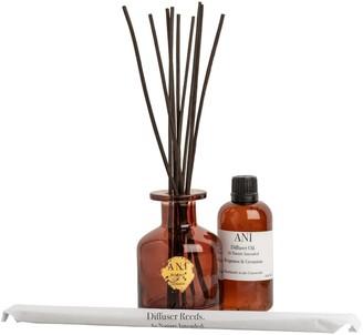Ani Skincare Bergamot & Geranium Diffuser Oil Set