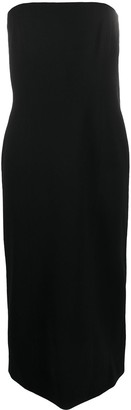 Givenchy Strapless Column Dress