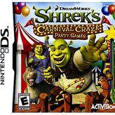 Nintendo DSTM Shreks Carnival Craze