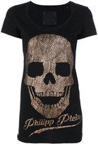 Philipp Plein Persyan Skull T-shirt - women - Cotton - S