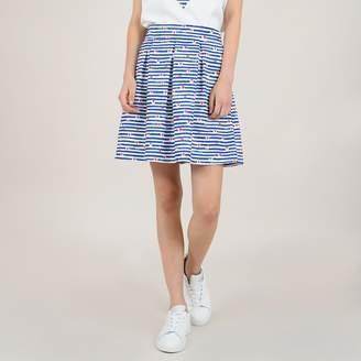 Molly Bracken Short Skirt with Gathered Elasticated Waist