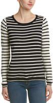Scotch & Soda Striped Wool-Blend Pullover