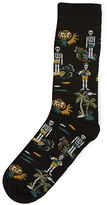 Topman Waffle Textured Socks