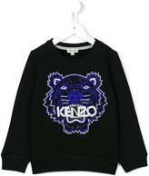 Kenzo 'Tiger' sweatshirt - kids - Cotton - 10 yrs