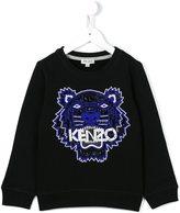 Kenzo 'Tiger' sweatshirt - kids - Cotton - 8 yrs