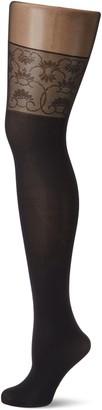 Fiore Women's Pantyhose Noira / Golden Line Classic Tights 60 Den