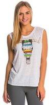 Chaser Blanket Cowskull Yoga Shirt 8144697