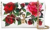 Dolce & Gabbana rose crossbody bag - women - Calf Leather - One Size