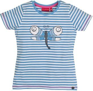Salt&Pepper Salt and Pepper Girl's T-Shirt Forever Stripes