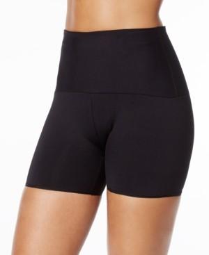 Leonisa Women's Moderate Tummy-Control High-Waist Mid Thigh Slimmer 012925