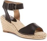 Johnston & Murphy Angela Ankle Strap Wedge Sandal