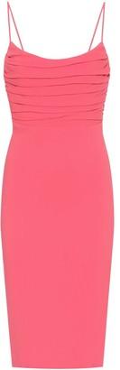 Roberto Cavalli Stretch-crepe dress